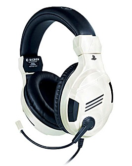 PS4 Official Stereo Gaming Headset - White