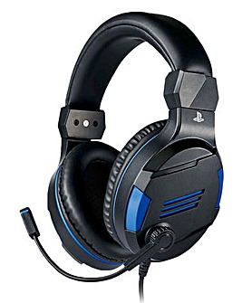 PS4 Official Stereo Gaming Headset - Black