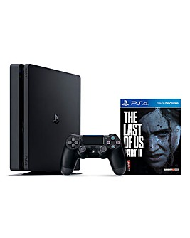 PS4 500GB & The Last of Us Part II