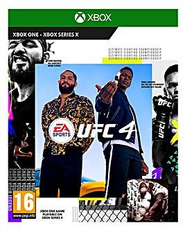UFC 4 - Xbox One