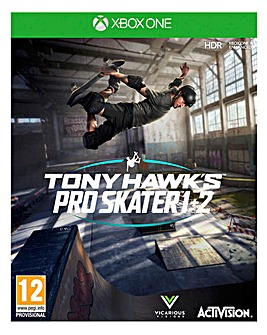Tony Hawk Pro Skater 1+2 (Xbox One)