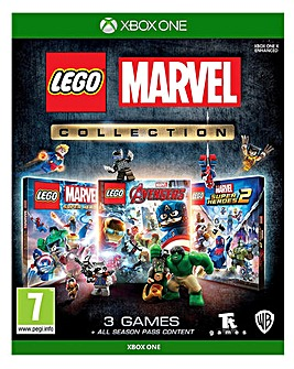 Lego Marvel Collection (Xbox One)