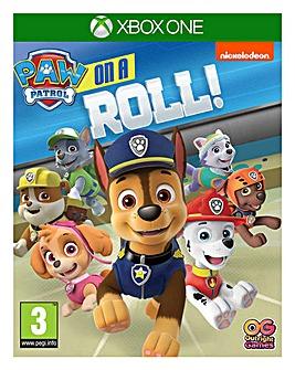 Paw Patrol On a Roll (Xbox One)