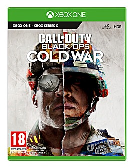 Call of Duty Black Ops: Cold War (Xbox)