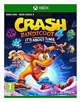 Crash Bandicoot 4 (Xbox One)
