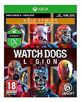 Watch Dogs: Legion Gold Edition (Xbox One)