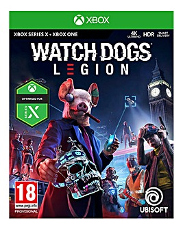 Watch Dogs: Legion (Xbox One)