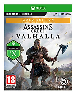 Assassin's Creed Valhalla Gold Edition (Xbox One)