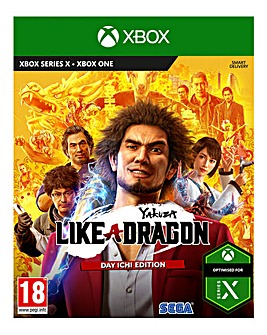 Yazuka: Like a Dragon (Xbox One)