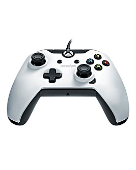 Wired Xbox One Controller - White