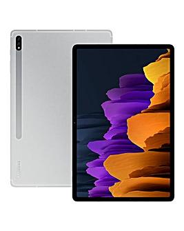 Samsung Galaxy Tab S7+ 5G 128GB - Mystic Silver