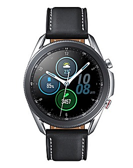 Samsung Galaxy Watch3 4G LTE Stainless Steel 45mm - Mystic Silver