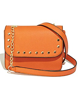 Oasis Studded Across Body Bag