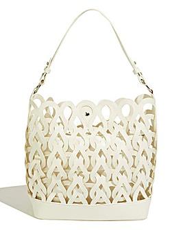 Oasis Lasercut Tote Bag