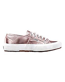 Superga 2750 Comet Lace Up Leisure Shoes Standard D Fit