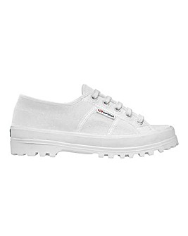 Superga 2555 Aplina Lace Up Leisure Shoes Standard D Fit