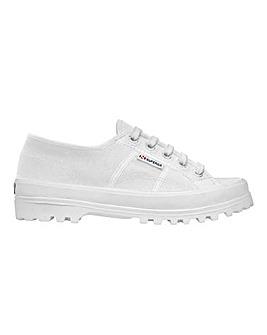 Superga 2555 Aplina Lace Up Leisure Shoes Standard D Fit