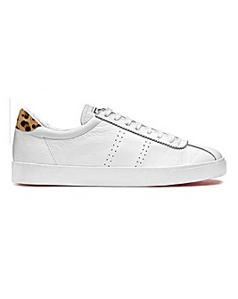 Superga 2843 Structured Lace Up Leisure Shoes Standard D Fit