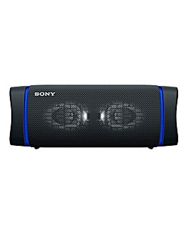 Sony Extra Bass Portable Bluetooth Speaker - Black
