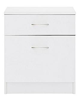 Langley 2 Drawer Filing Cabinet