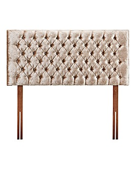 Camille Crush Velvet Headboard
