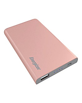 Energizer 4000mAh Power Bank - Rose Gold