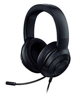 Razer Kraken X 7.1 Headset - Black