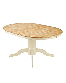 Padstow Oval Extension Table