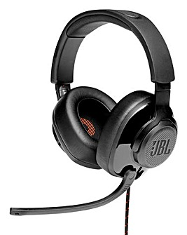 JBL QUANTUM 300 Wired Gaming Headset