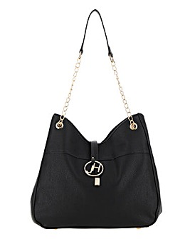 Joanna Hope Chain Detail Slouch Bag