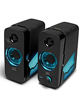 JBL QUANTUM DUO Gaming PC Speakers