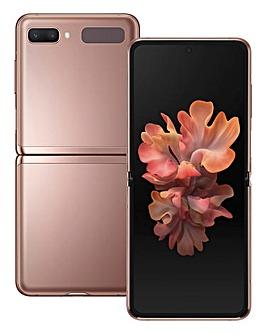 Samsung Galaxy Z Flip 5G - Mystic Bronze