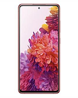 Samsung Galaxy S20 FE 5G - Red
