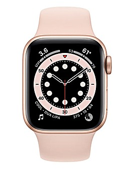 Apple Watch S6 40mm Cell Pink Sport Band