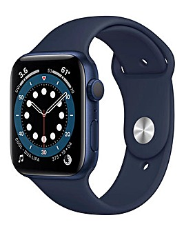 Apple Watch Series 6 40mm Blue Aluminium Case & Deep Navy Sport Band