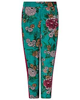 Monsoon Ola Oriental Print Trouser