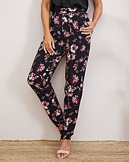 Julipa Print Trousers
