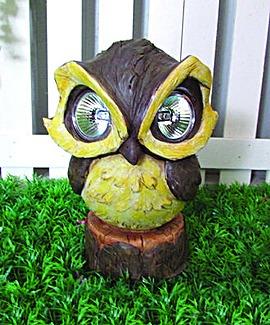 Gardenwize Solar Owl Guard