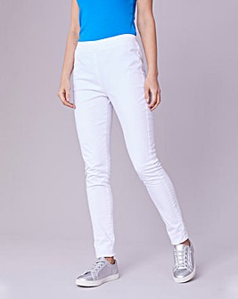 Julipa White Jegging Regular