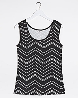 Julipa Value Rib Jersey Vest