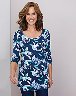 Julipa Value Rib Jersey Tunic