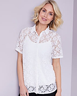 Julipa Lace Shirt