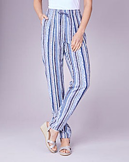 Julipa Printed Trouser