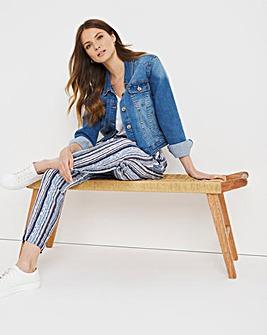Julipa Printed Trouser