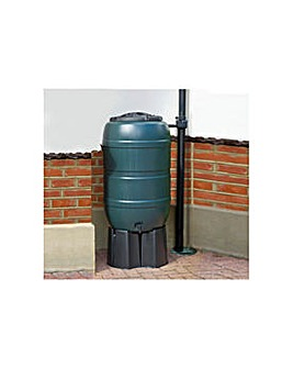 Strata Water Butt Kit with Stand - 210L
