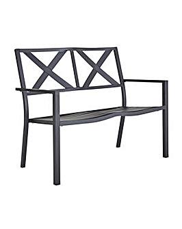 Steel Bench - 4 Foot