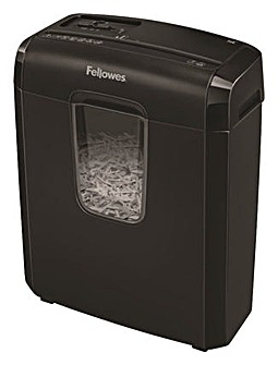 Fellowes 6C 6 Sheet Cross Cut Shredder