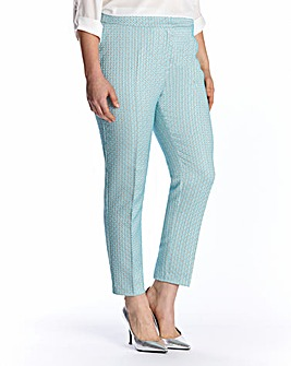 Edit Jacquard Trouser