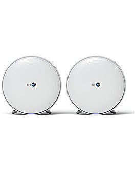BT Whole Home Wi-Fi Twin Pack