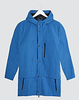 Blue 3 in 1 Parka